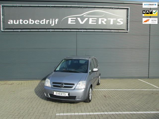 Opel Meriva occasion - Autobedrijf Everts