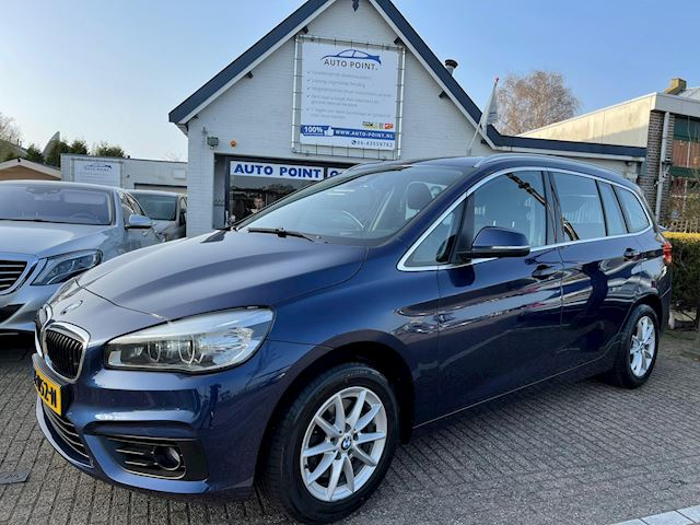 BMW 2-serie Gran Tourer 218i EXECUTIVE 7-PERSOONS/NAVICRUISE/PDC