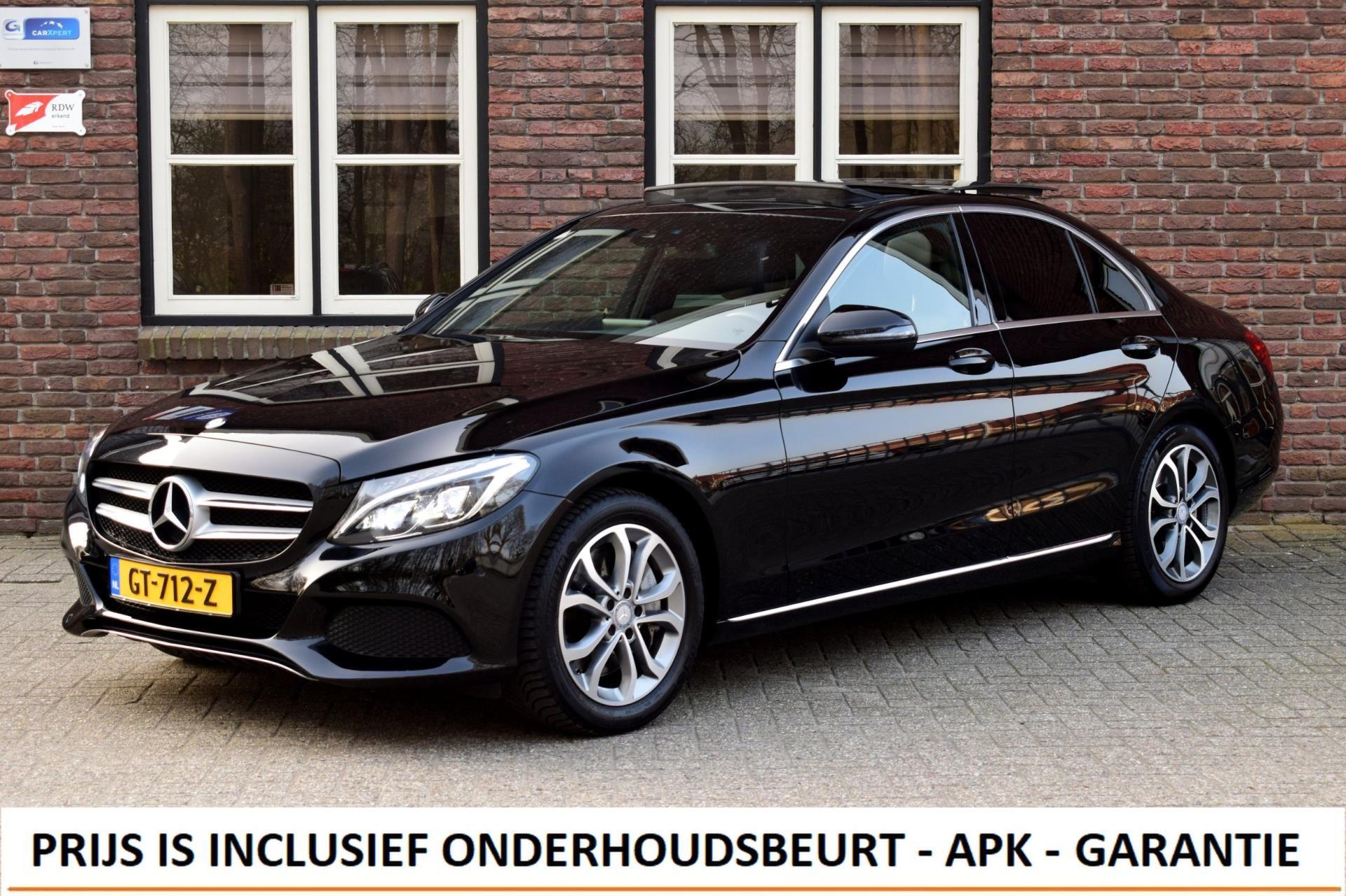 Mercedes-Benz C-klasse occasion - Autobedrijf van der Veen