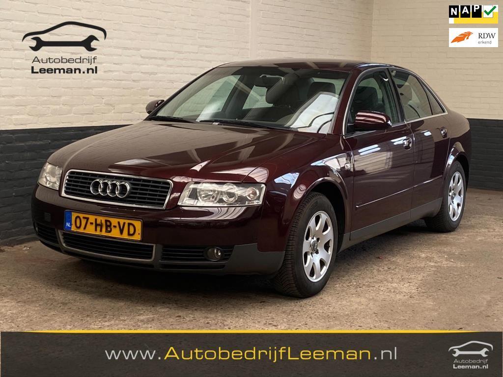 Audi A4 occasion - Autobedrijf L. Leeman