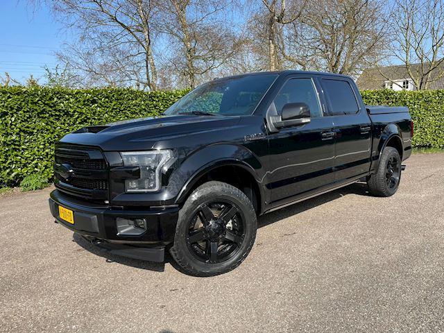 Ford USA F150 5.0 V8 SuperCrew / echt alle opties / Black Black