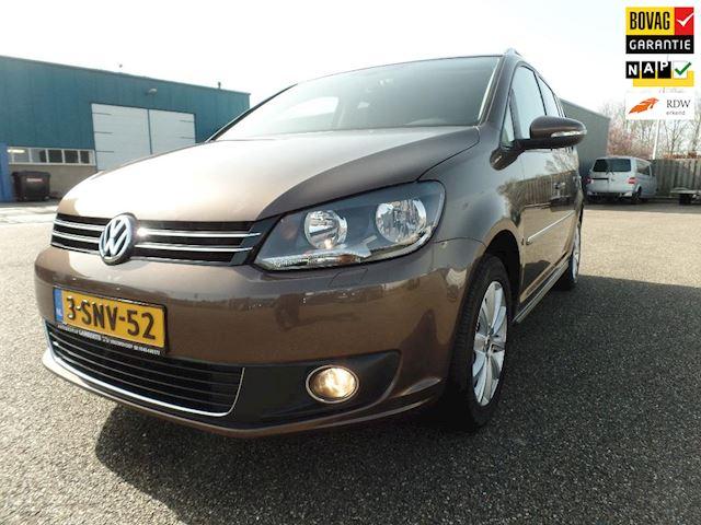 Volkswagen Touran 1.4 TSI Comfortline 7persoons optie
