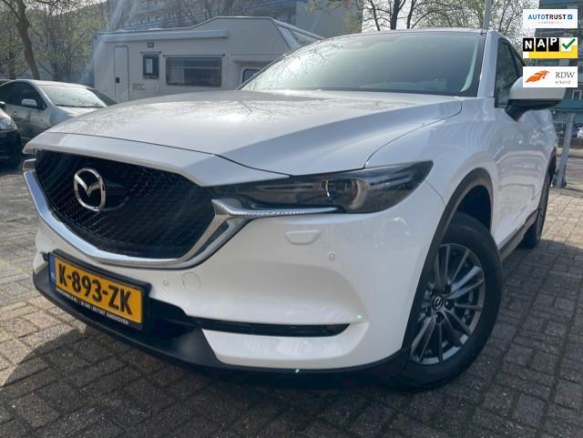 Mazda CX-5 2.0 SkyActiv-G 165 Navi/Clima/Cruise/Stuur/Stoel verwarming