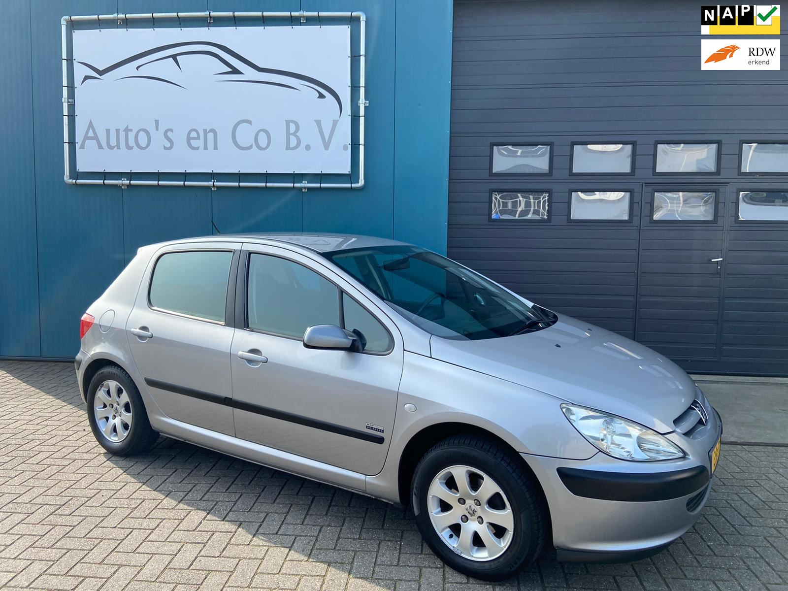Peugeot 307 occasion - Auto's en Co B.V.