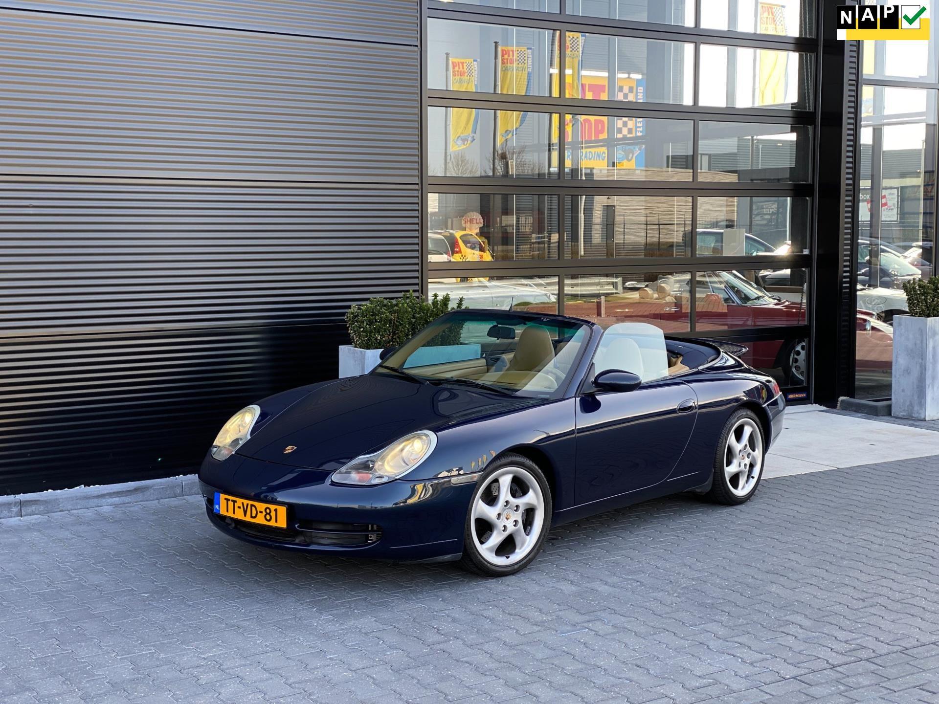 Porsche 911 Cabrio occasion - Pitstop Car Trading