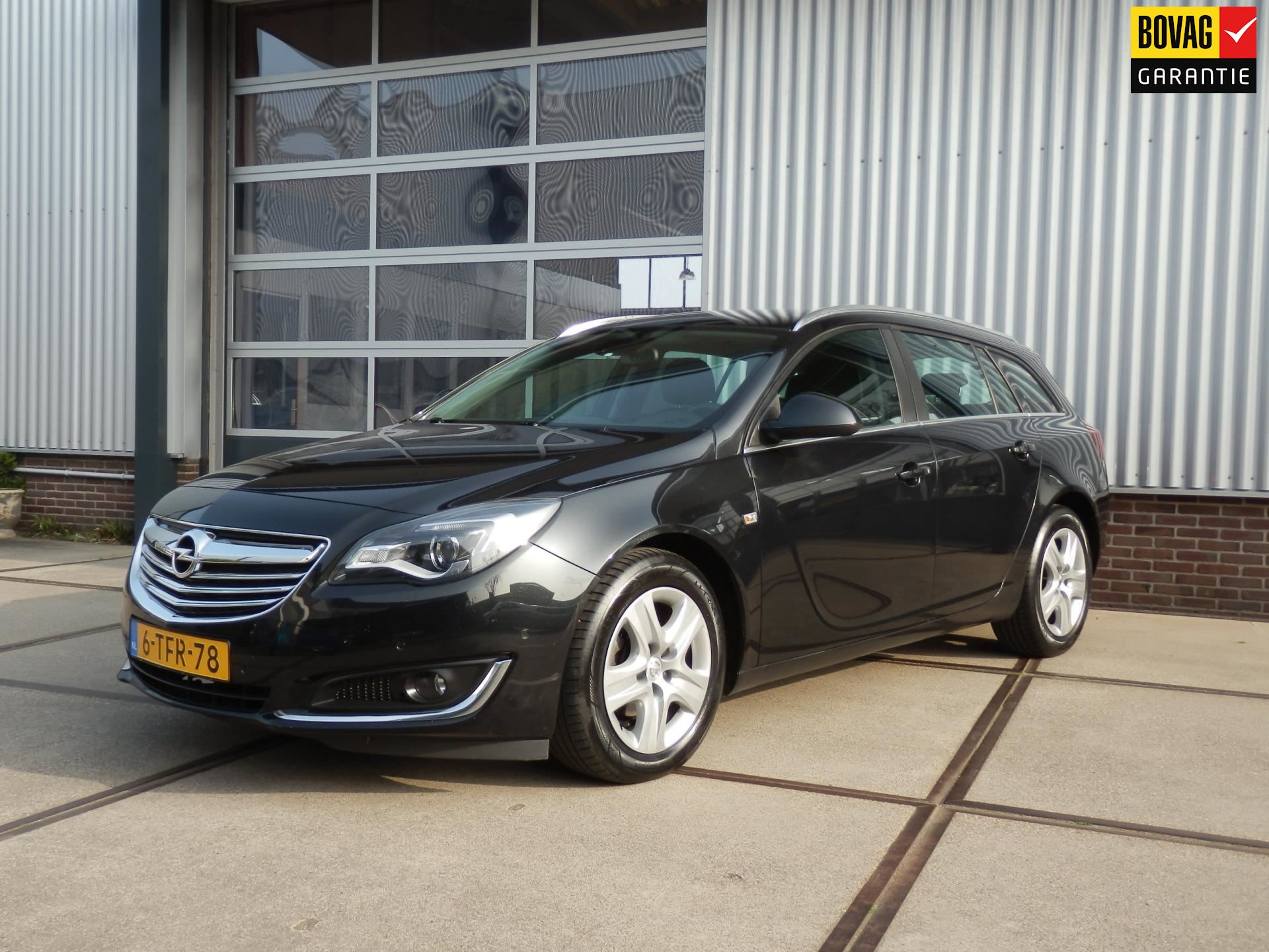 Opel Insignia Sports Tourer occasion - Auto Wagner