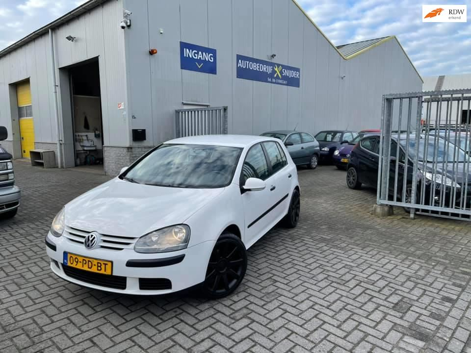 Volkswagen Golf occasion - Autobedrijf Snijder