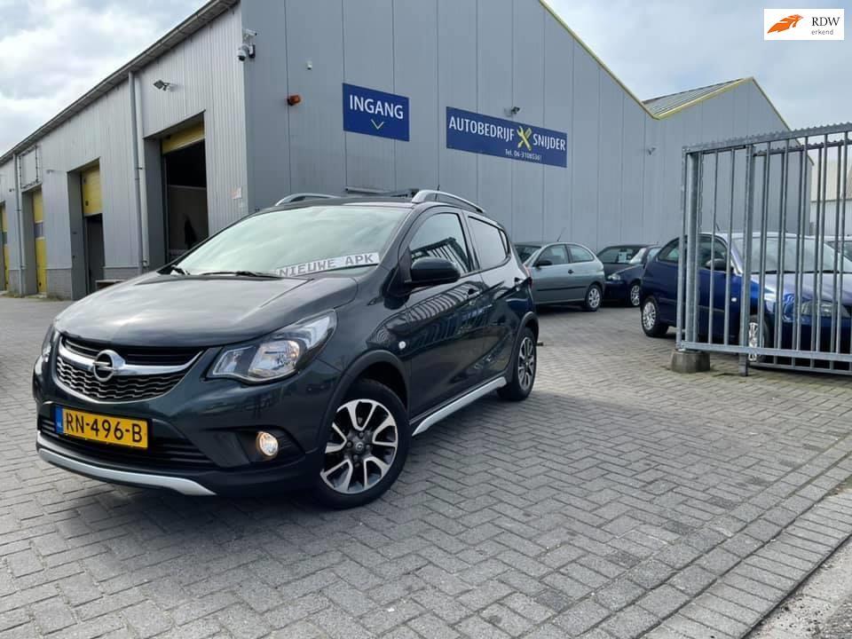 Opel KARL occasion - Autobedrijf Snijder