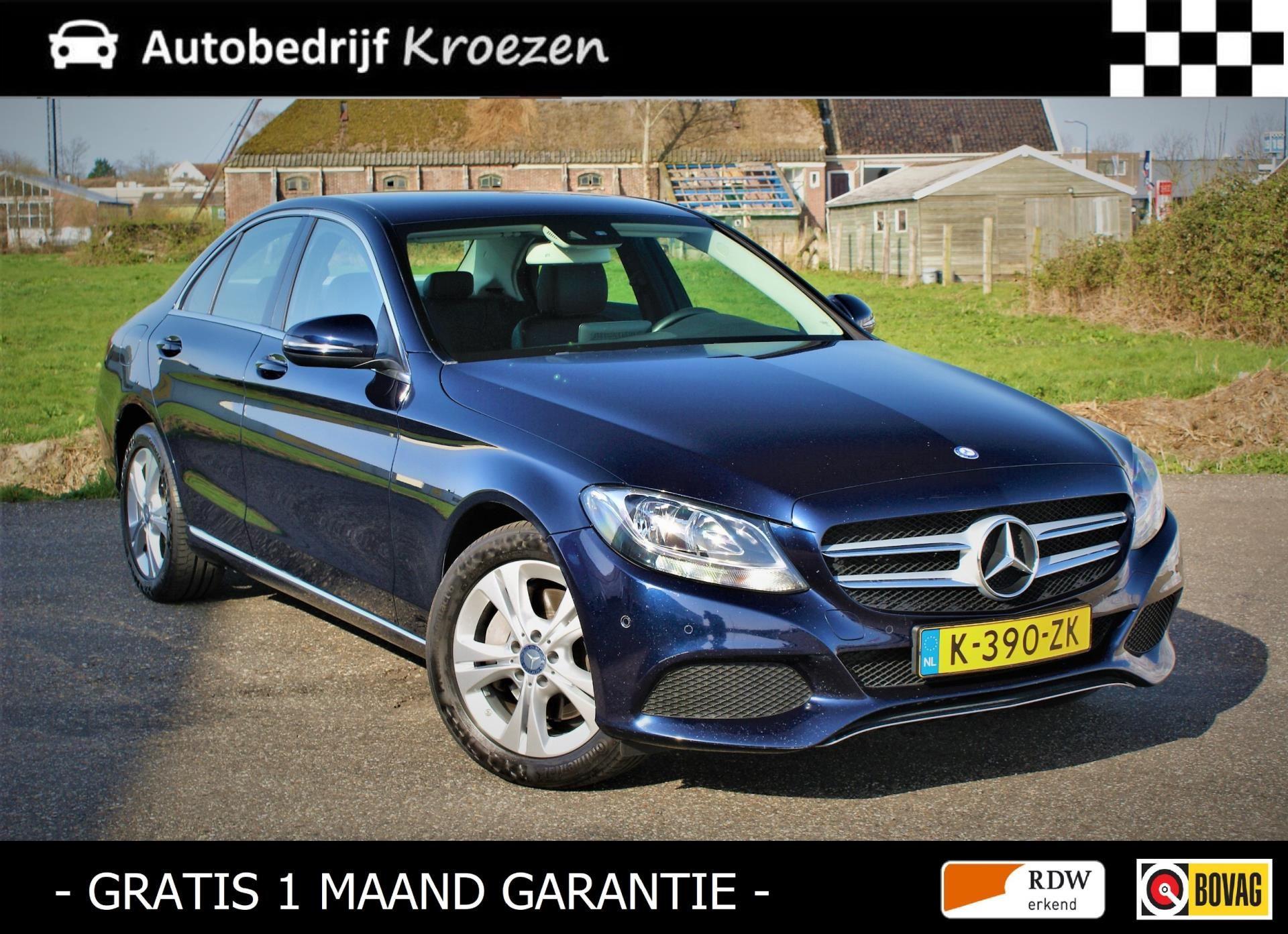 Mercedes-Benz C-klasse occasion - Autobedrijf Kroezen