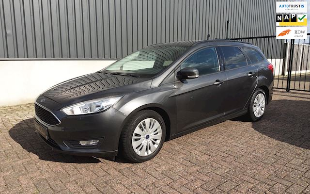 Ford Focus Wagon 1.0 Titanium / AUTOMAAT / VOL OPTIES! / NAP