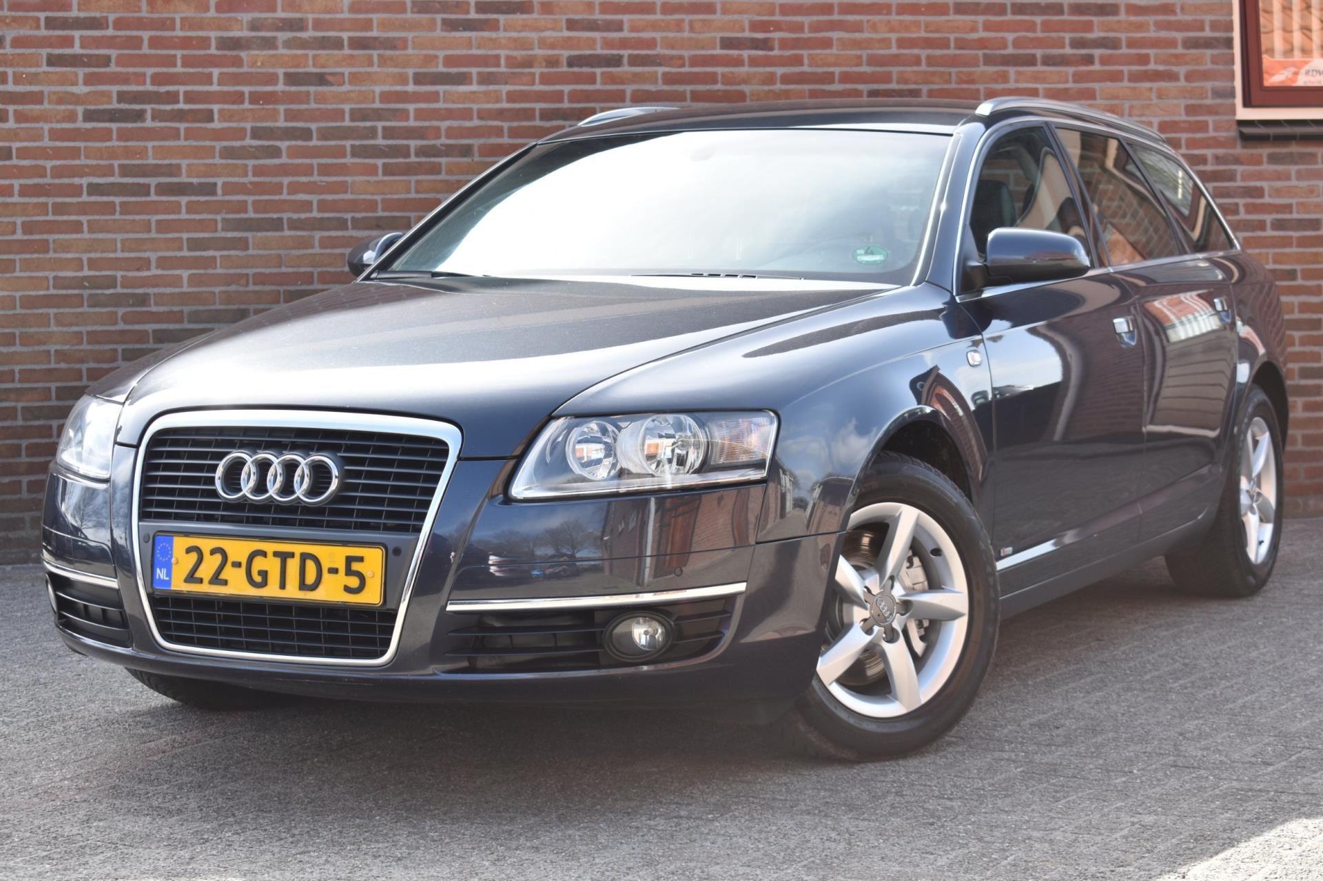 Audi A6 Avant occasion - Autobedrijf Prins