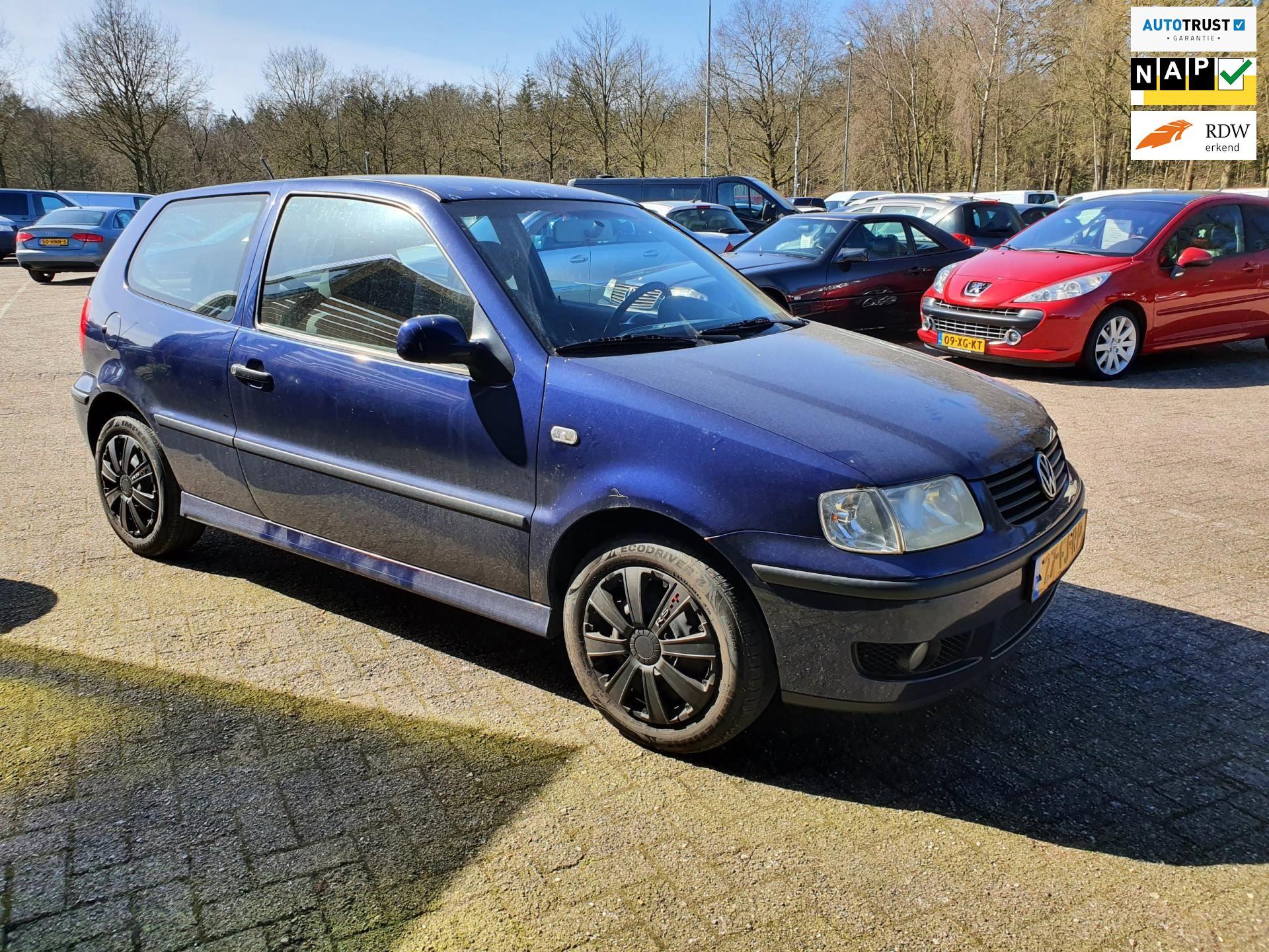Volkswagen Polo occasion - Andreas Auto's
