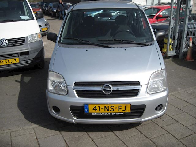 Opel Agila 1.0-12V Essentia st bekr cv nap apk