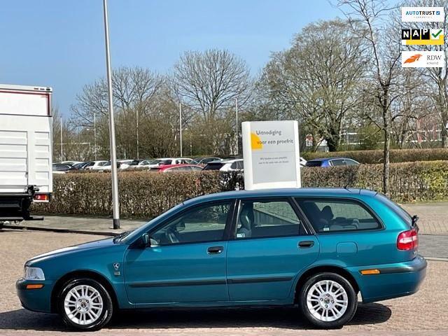 Volvo V40 occasion - Jesse de Koning Auto`s