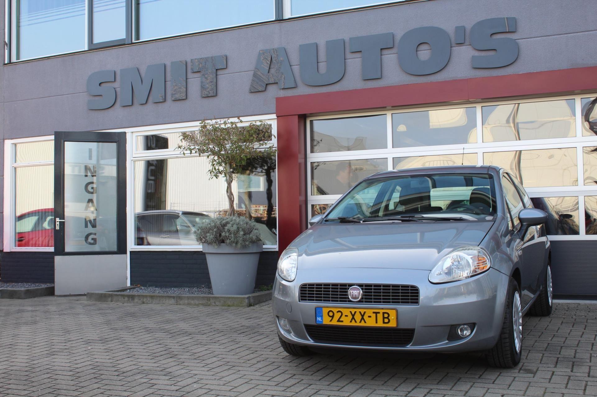 Fiat Grande Punto occasion - Smit Auto's