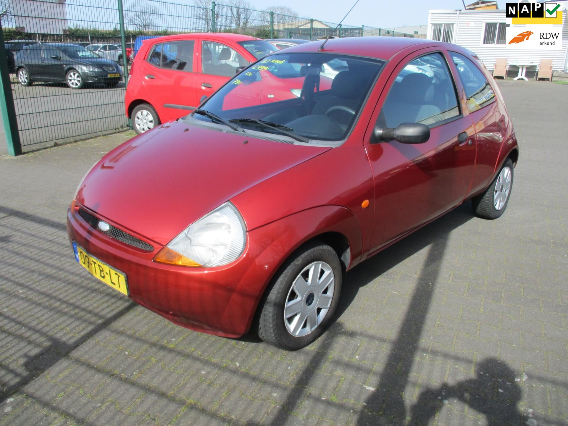 Ford Ka occasion - Harry Jakab Auto's