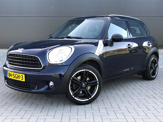 "Mini Countryman 1.6 Panoramadak 18"" NL-auto"