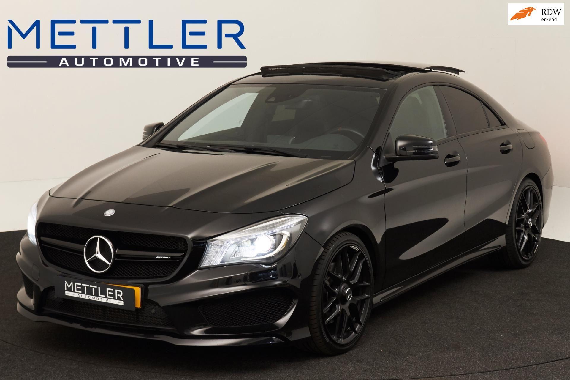 Mercedes-Benz CLA-klasse occasion - Mettler B.V.