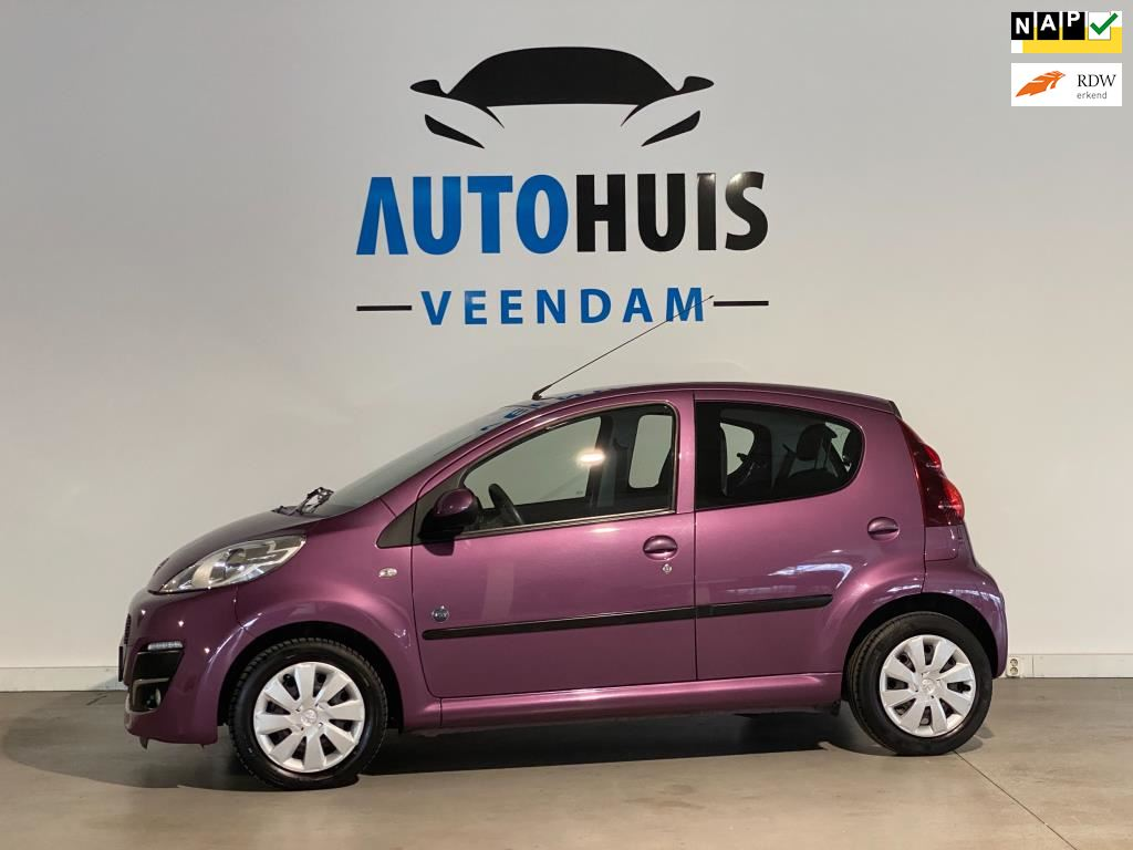 Peugeot 107 occasion - Autohuis Veendam