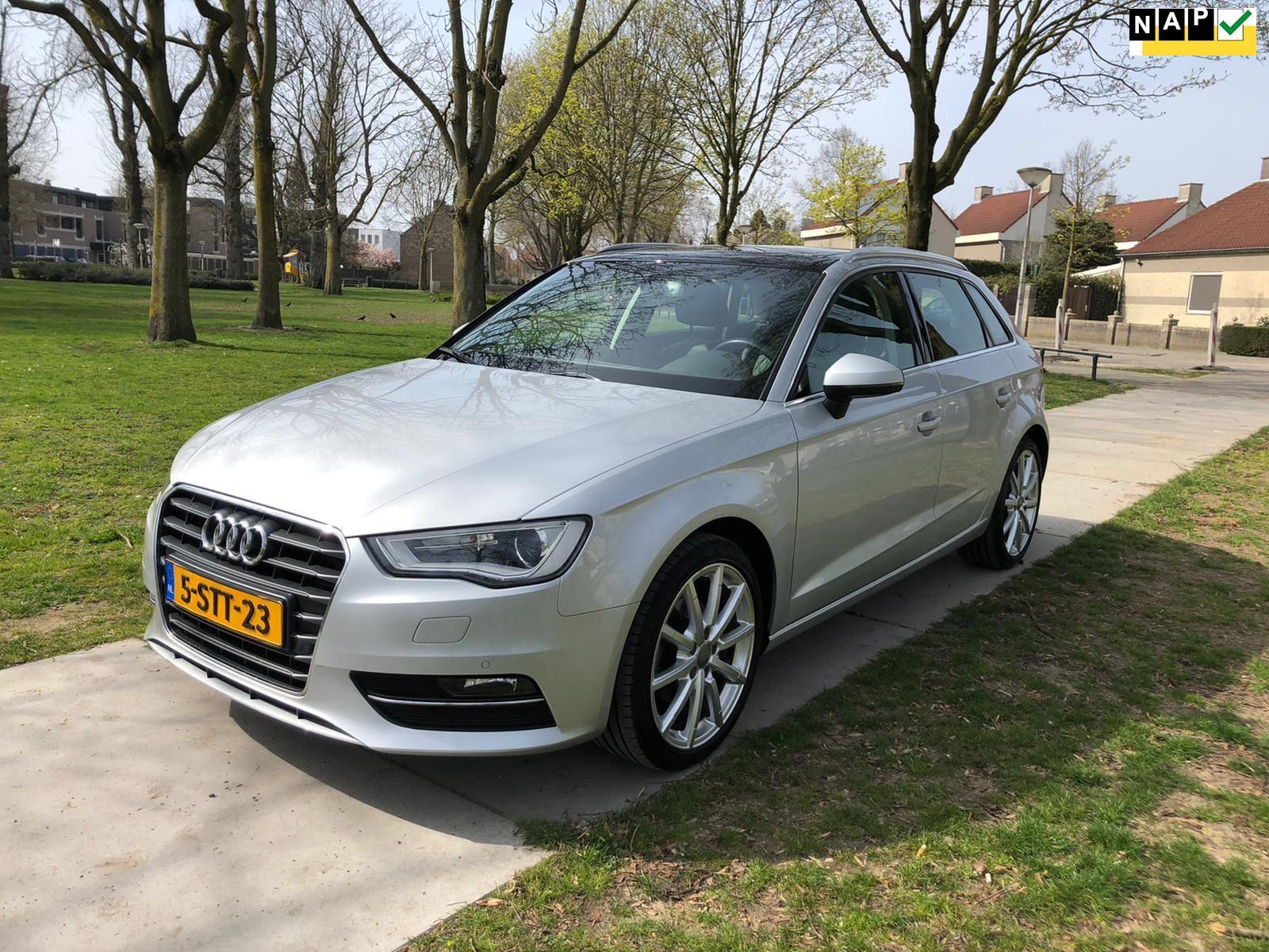 Audi A3 Sportback occasion - Garage Roxs