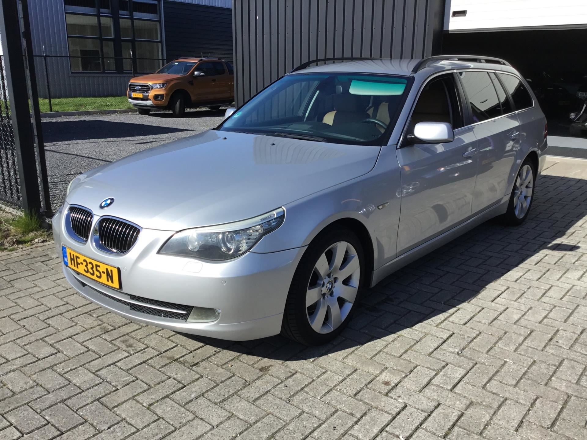 BMW 5-serie Touring occasion - DV Trading