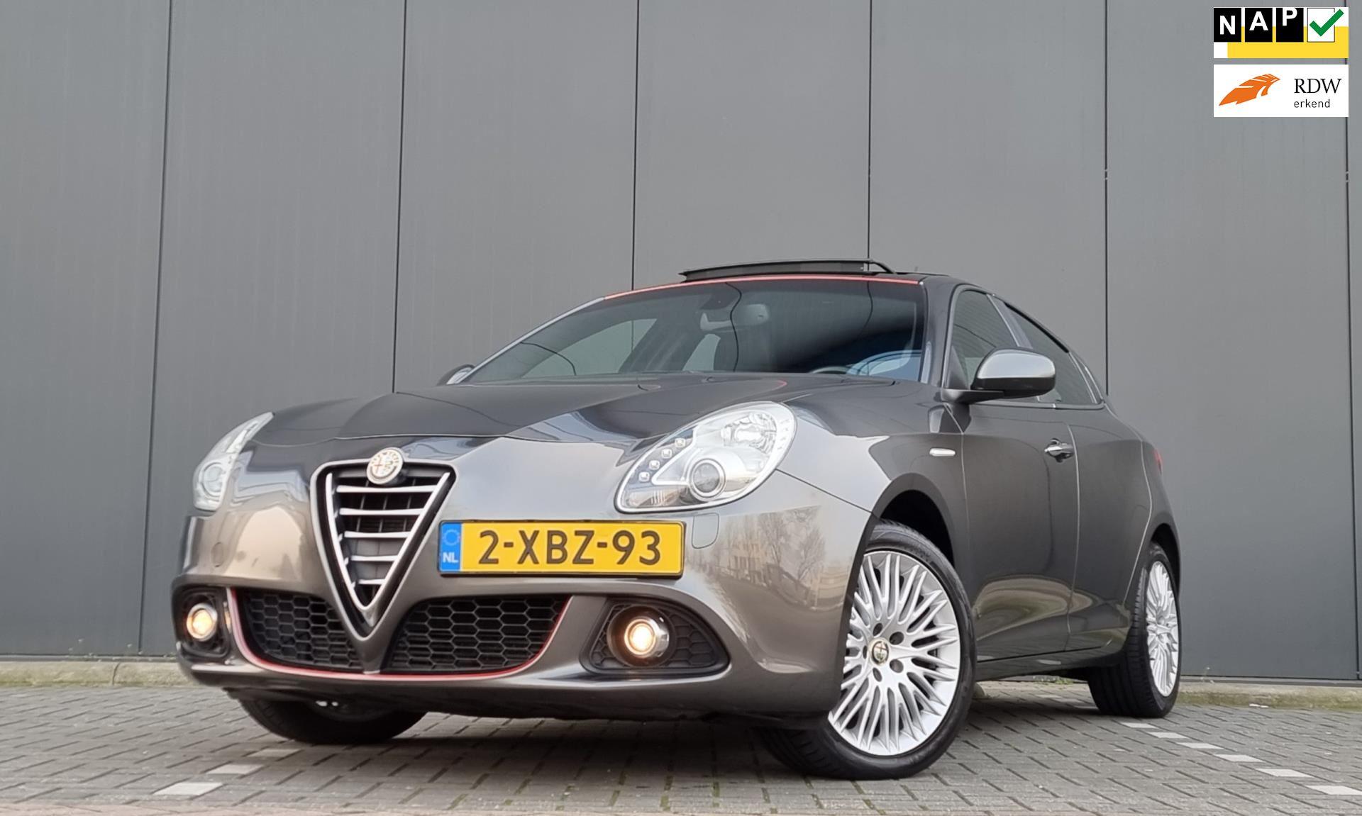 Alfa Romeo Giulietta occasion - van den Boog Automotive