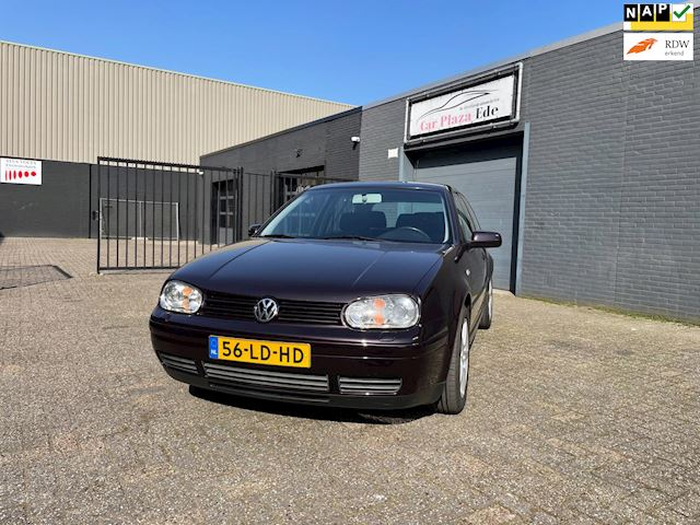 Volkswagen Golf 2.3 V5 GTI Clima Cruise Elek. Pakket LM-Wielen APK NAP.
