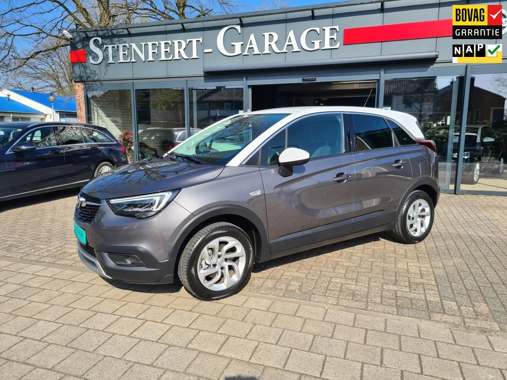 Opel Crossland X occasion - Stenfert-Garage