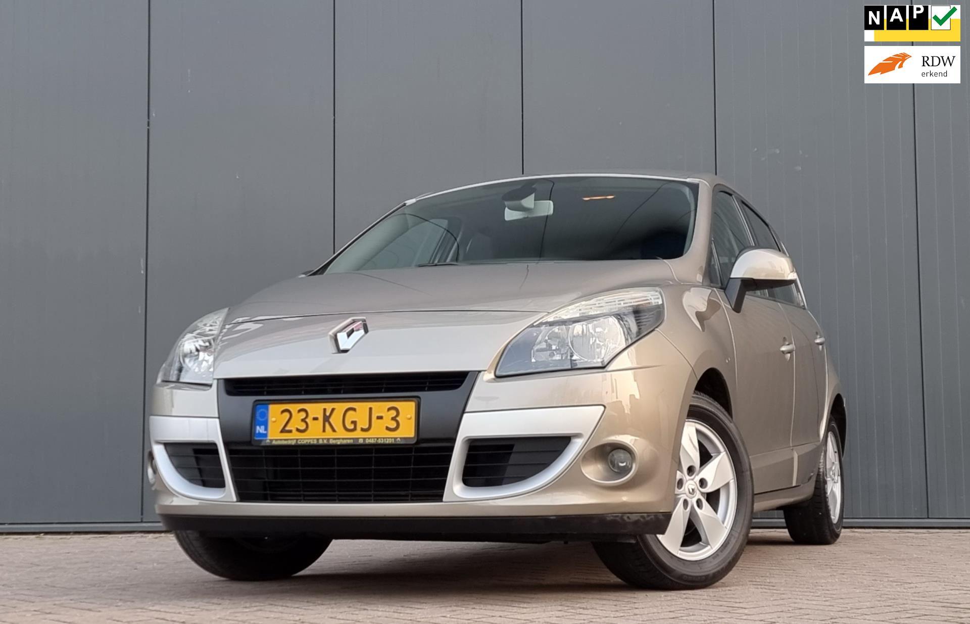 Renault Scénic occasion - van den Boog Automotive