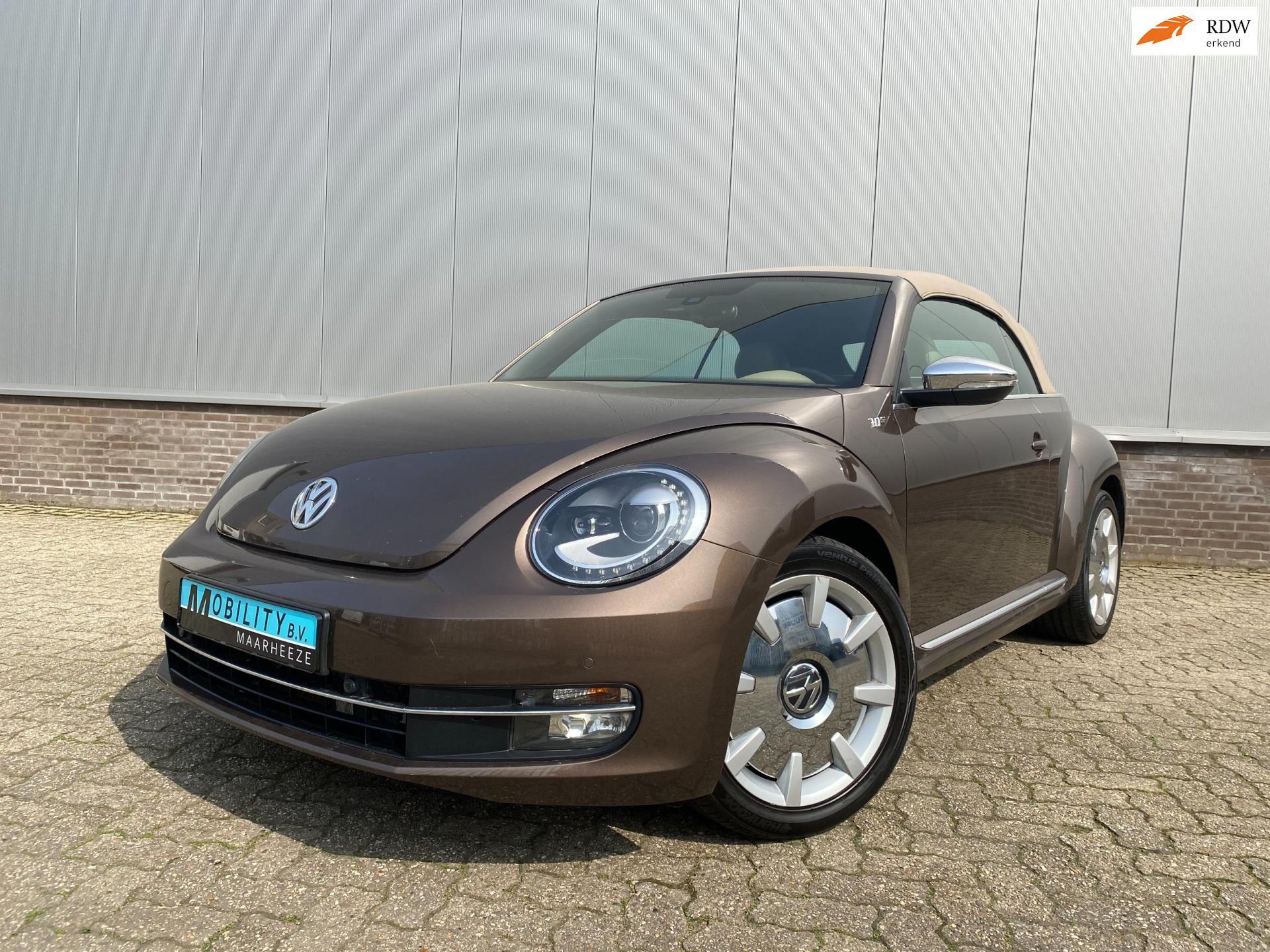 Volkswagen Beetle Cabriolet occasion - Mobility Maarheeze