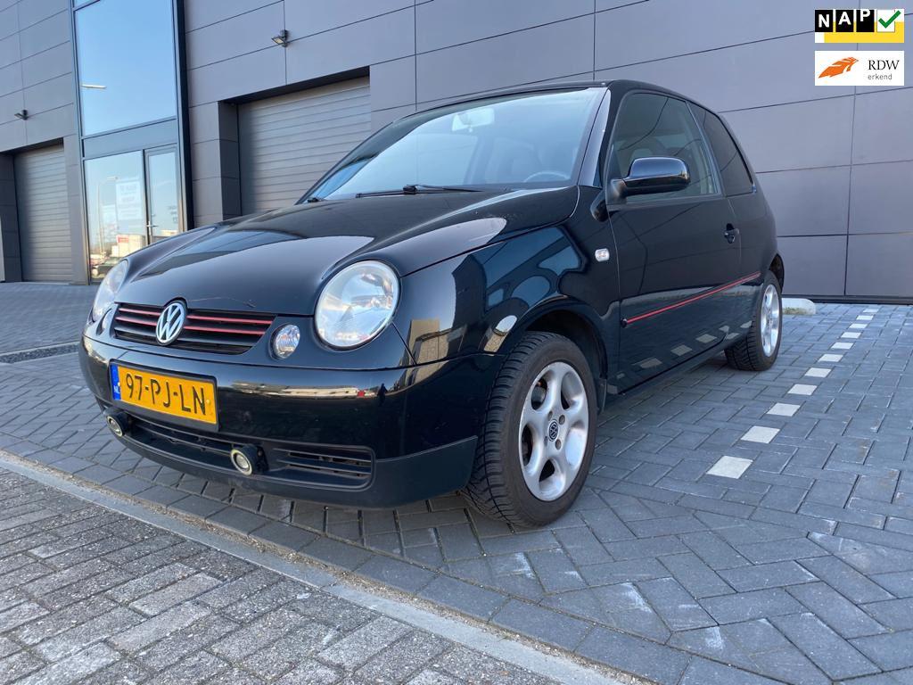 Volkswagen Lupo occasion - Auto Techno Schamp BV