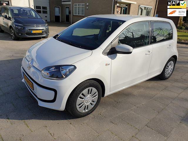 Volkswagen Up! 1.0 move up! Eerste eigenaar. BlueMotion Lage km stand.5 Drs.Nieuwe apk.