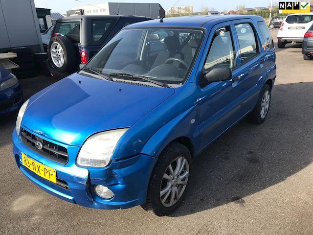 Subaru Justy 1.3-16V AWD 4X4 EURO4 Info:0655357043