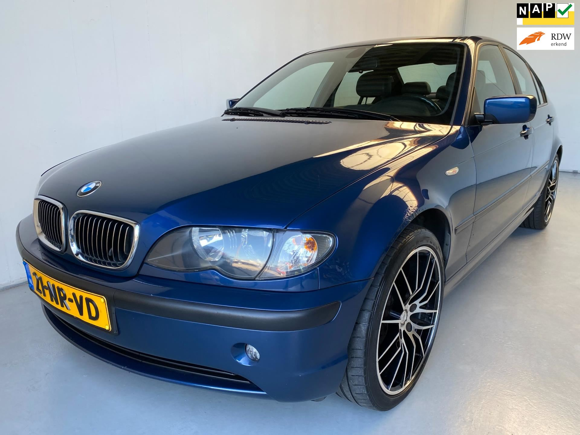 BMW 3-serie occasion - Autobedrijf Leeuwis B.V.