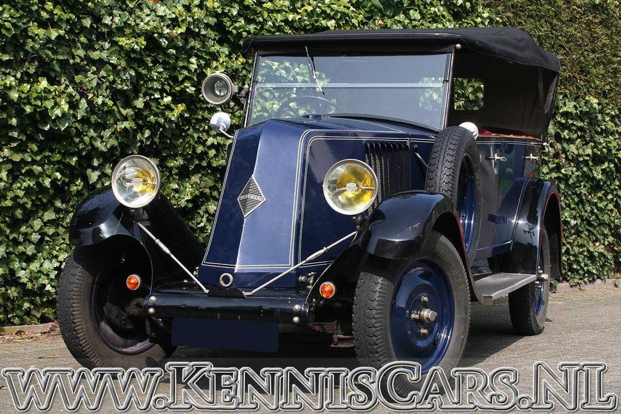 Renault 1927 NN Torpedo occasion - KennisCars.nl