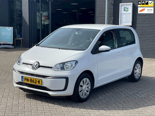 Volkswagen Up! 1.0 BMT move up!/1STE EIG/5-DRS/AIRCO/NAP!!