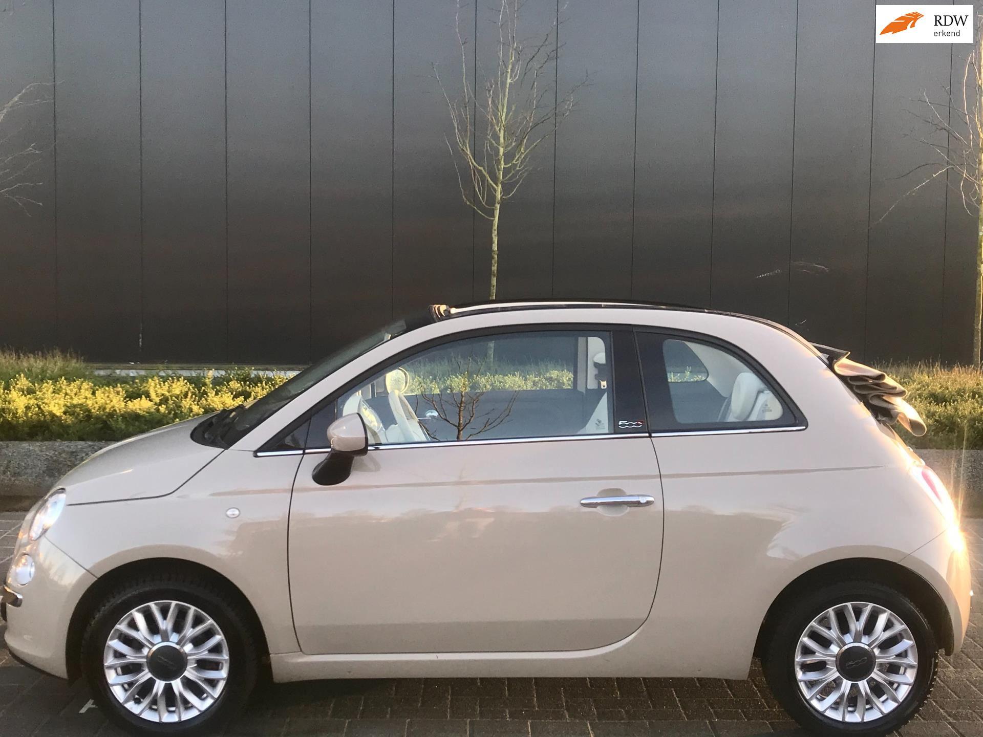 Fiat 500 C occasion - EHD Automotive