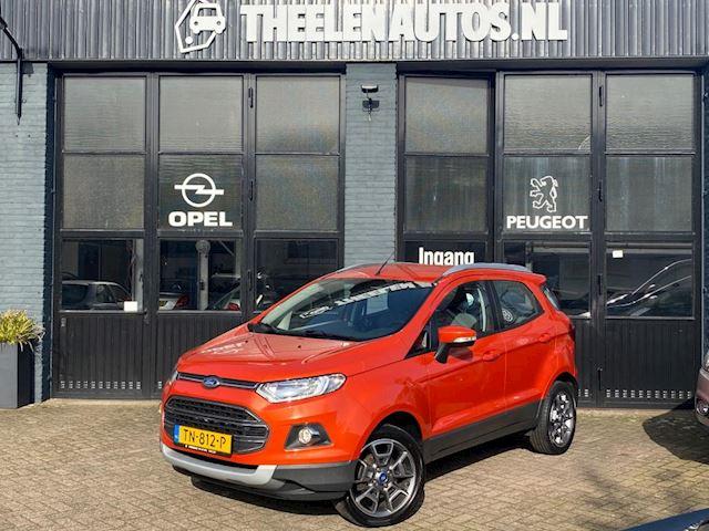 Ford EcoSport 1.0 EcoBoost Limited Edition|Titanium|