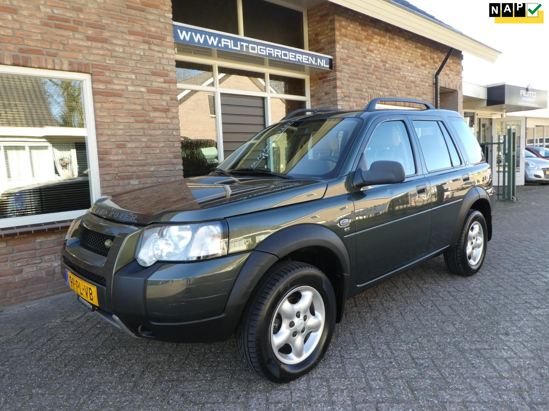 Land Rover Freelander Station Wagon occasion - Auto Garderen