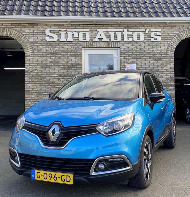 Renault Captur 1.2 TCe Bj 2014  Automaat  hogezit