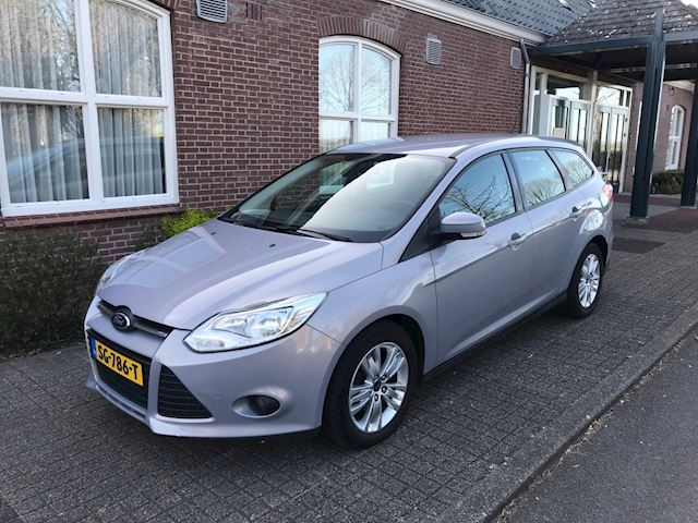 Ford Focus Wagon 1.6 TDCI Lease