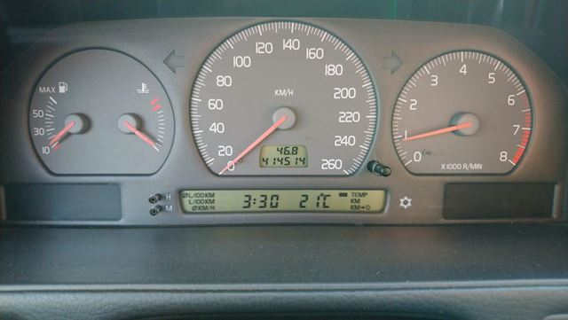 Volvo V70 2.4 Comfort Europa ( 7 PERS) VOL JAAR A.P.K.!!