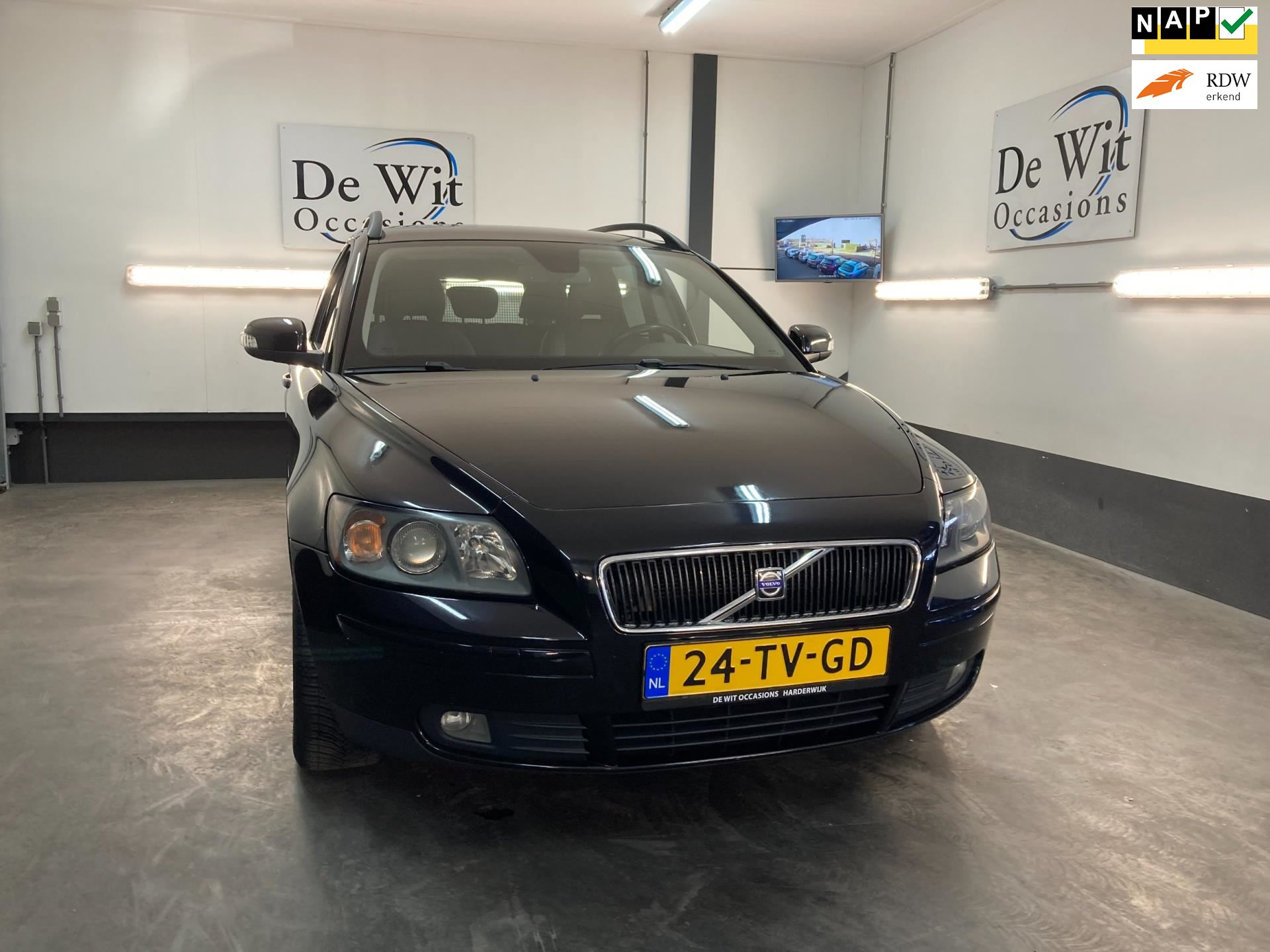 Volvo V50 occasion - De Wit Occasions
