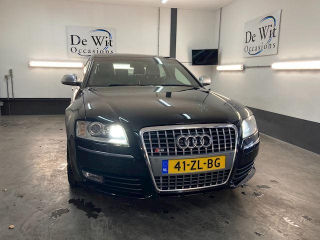 Audi A8 5.2 S8 QUATTRO uitv. ORG. NL AUTO incl. COMPL. OND.HIST. !! MOOIE BOMVOLLE AUTO !!