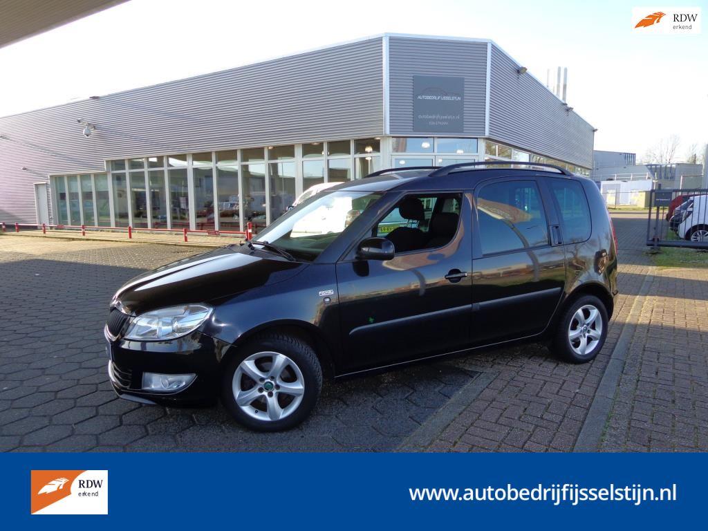 Skoda Roomster occasion - Autobedrijf IJsselstijn