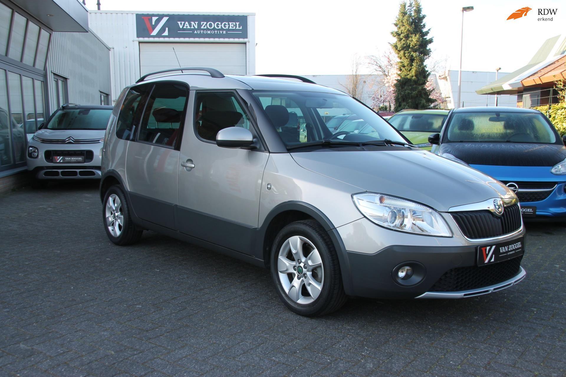 Skoda Roomster occasion - Van Zoggel Automotive