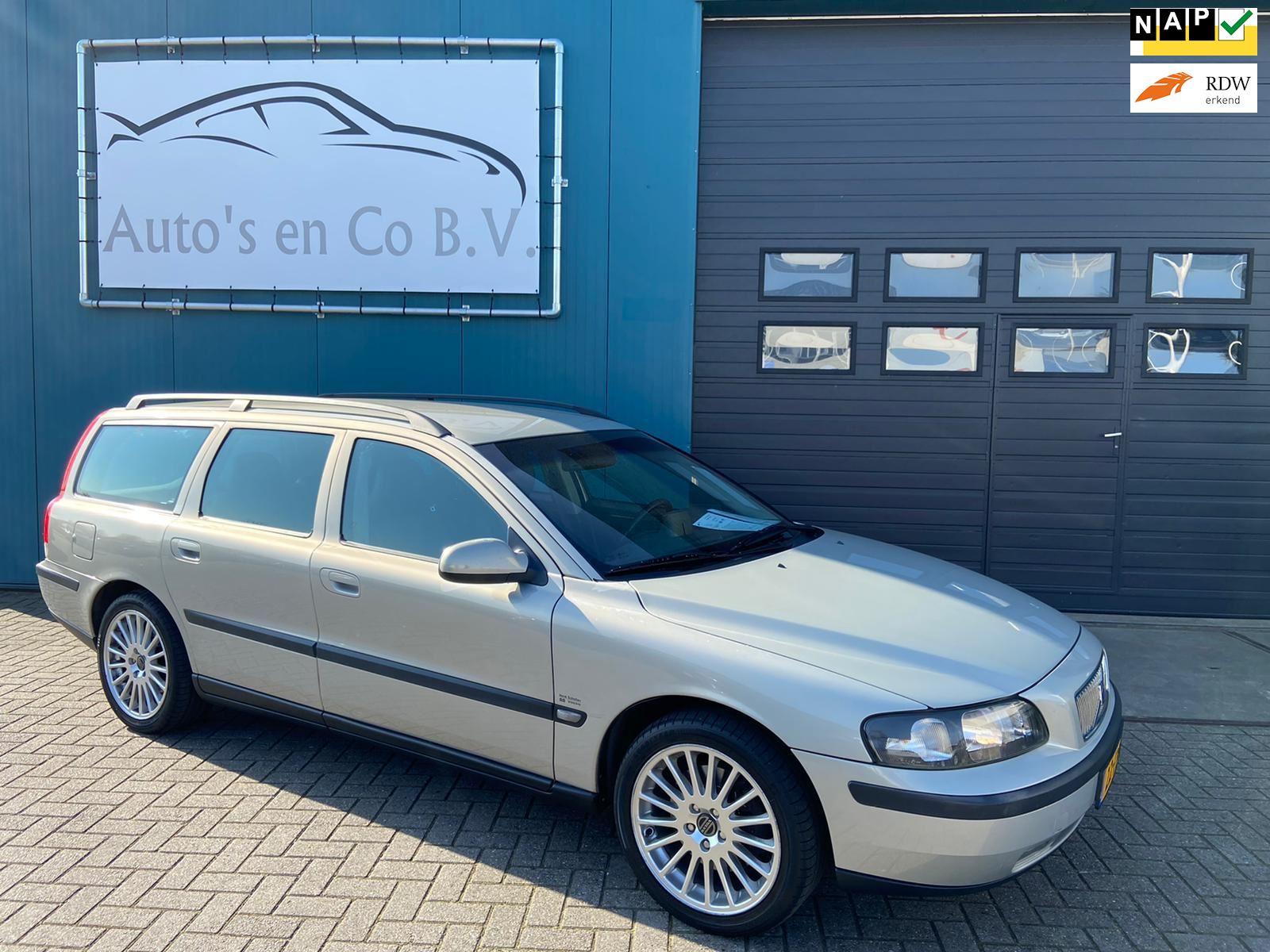 Volvo V70 occasion - Auto's en Co B.V.