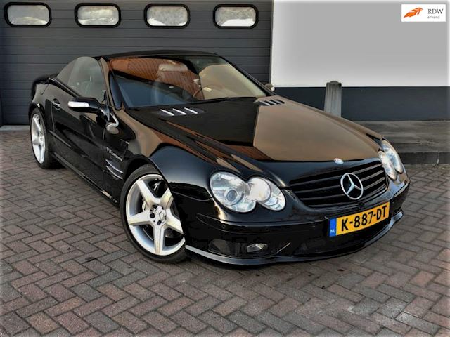 Mercedes-Benz SL-klasse 55 AMG (€39.570 Incl. BTW)