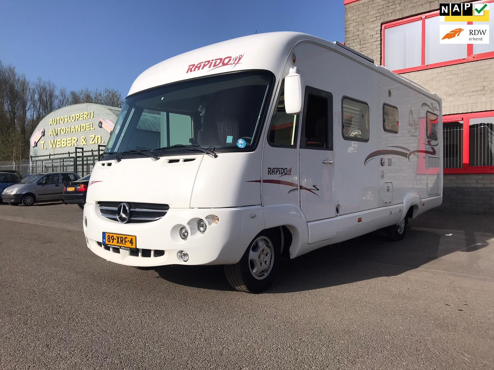 Mercedes-Benz Sprinter occasion - Autobedrijf Tommie Weber & zn.