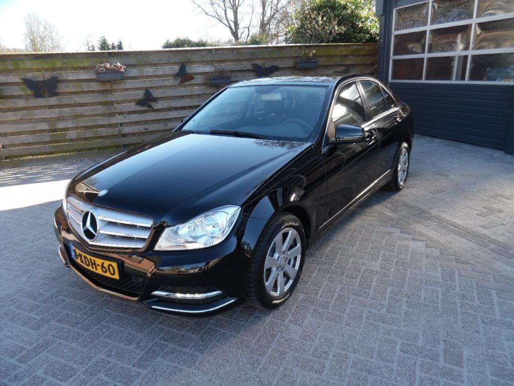 Mercedes-Benz C-klasse occasion - Autobedrijf van der Hoek & Alting
